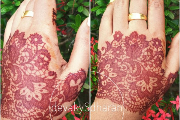 Mehndi Henna Designs S : Henna designs and bridal patterns by devaky s dharan